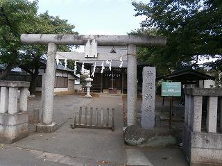 神社神明鳥居