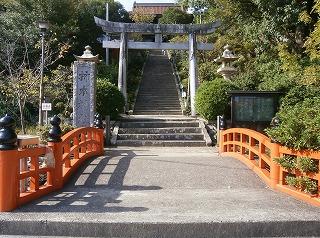 益田柿本石段