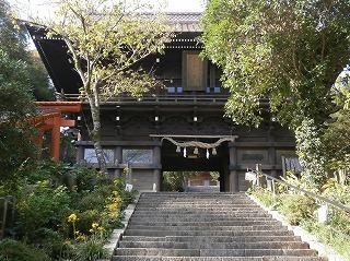 益田柿本楼門