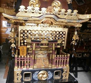 御嶽神社神輿