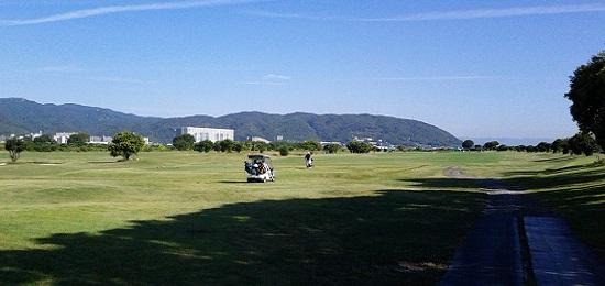 乗用ゴルフカート@くずはPGC