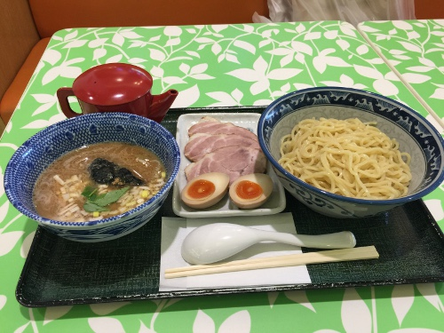 ばんぶるつけ麺11-30
