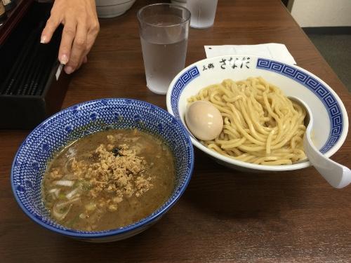 さなだ特製つけ麺12-23