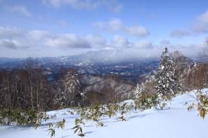 御嶽山_木曽福島スキー場