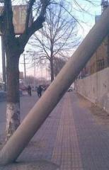 視覚障害者歩道ー3
