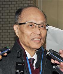 小松一郎内閣法制局長官( 平成26年年6月23日逝去).