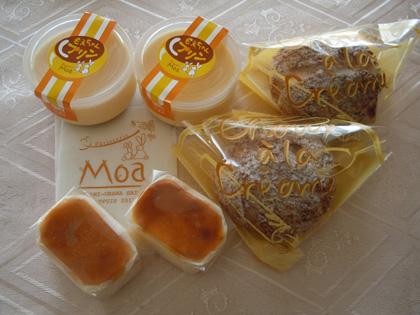 MOA お菓子