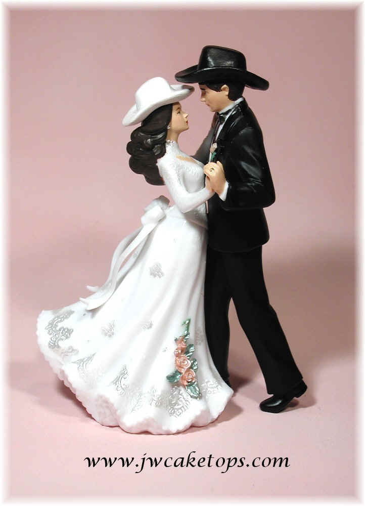 Western Cake Decorations