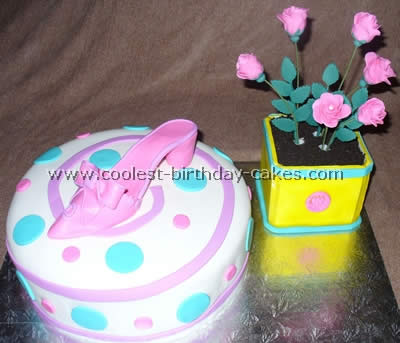 Easy Homemade Birthday Cake Decorating Ideas : Easy Homemade Birthday Cake Decorating Ideas