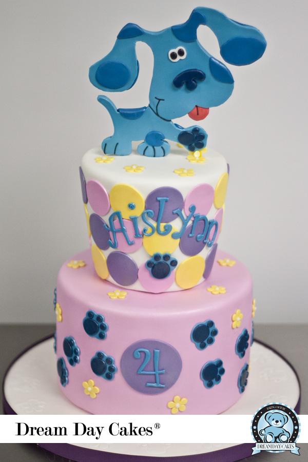 Photos blues clues cake decorations creative cake decorating ideas