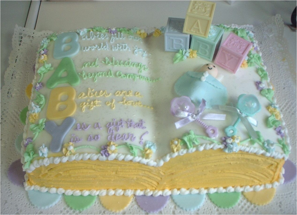 Cake Decorating Ideas Baby Shower : Cake Decorations for Baby Shower herohymab