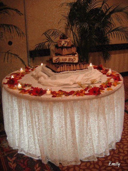 Birthday Cake Table Decoration Ideas : Five Best Wedding Cake Decoration Ideas herohymab