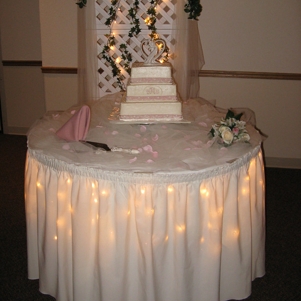 Images Of Cake Tables For A Wedding : Top Wedding Cake Table Decorations herohymab
