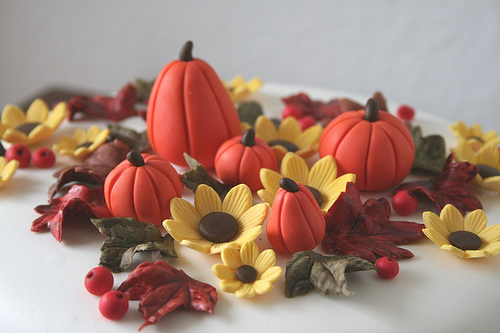 Easy Fall Cake Decorating Ideas Fall Cake Decorations