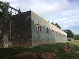 プラサットカァット小学校建設