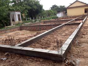 ピンロン小学校建設