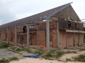 コールタメイ小学校建設