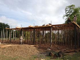ロカートム小学校建設