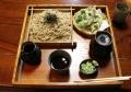 二八そば大盛り+山菜天ぷら