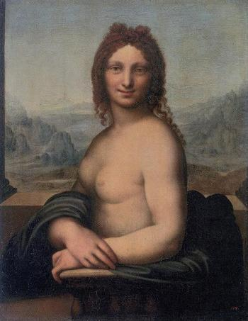 03_レオナルド・ダ・ヴィンチ派「裸婦」