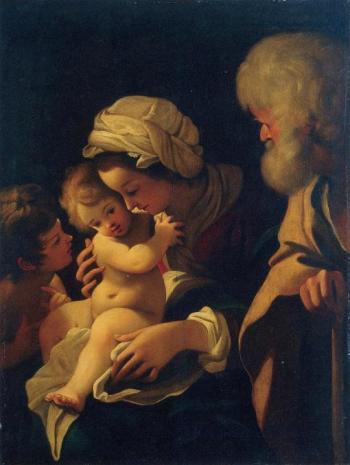 04_「聖家族と洗礼ヨハネ」