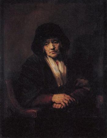 10_「老婦人の肖像」