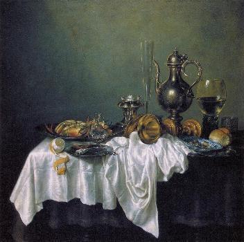 12_「蟹のある食卓」