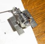 人工衛星キーホルダー