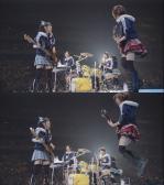 愛生さんのジャンプ