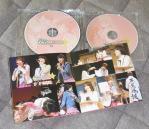 CD2枚とDVD