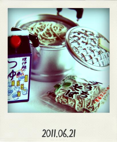 0623蕎麦1@Pola(20110623120707)