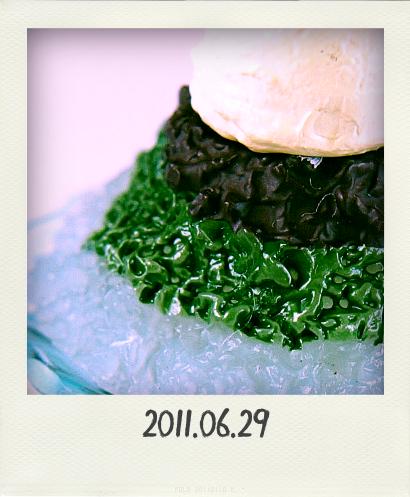 0629かき氷@Pola(20110629154708)