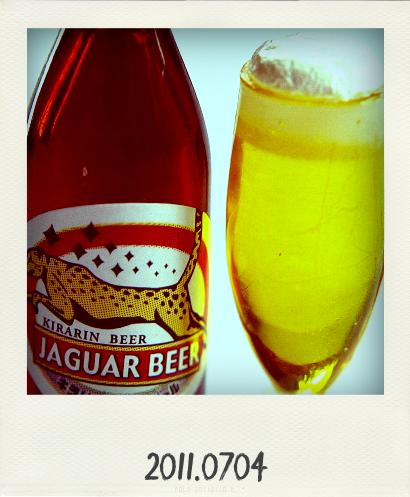 0704ビール@Pola(20110704114100)
