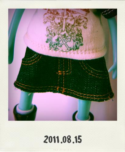 0815デニムスカート@Pola(20110815141117)