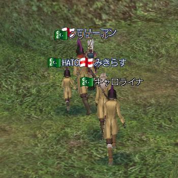 ジェネラルコート隊がゆく!