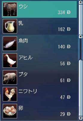 家畜4種!