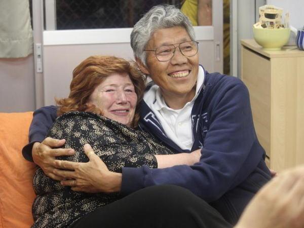 Judith and Ichiro
