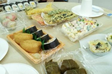 ランチ会Food