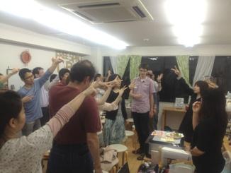 英語パーティー4