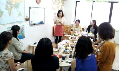 201209女子会(婚活成功セミナー)2