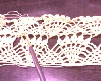編み物 2012夏