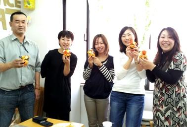 2012-10-27 14.19.30 フラワーアレンジ