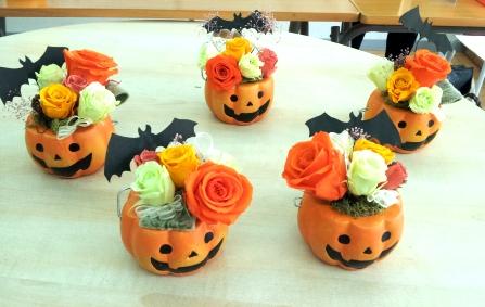 2012-10-27 14.11.37 フラワーアレンジ