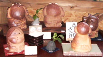 イベント「陶人形」