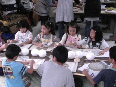 陶芸体験6