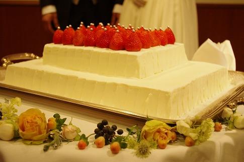 14ウェディングケーキ