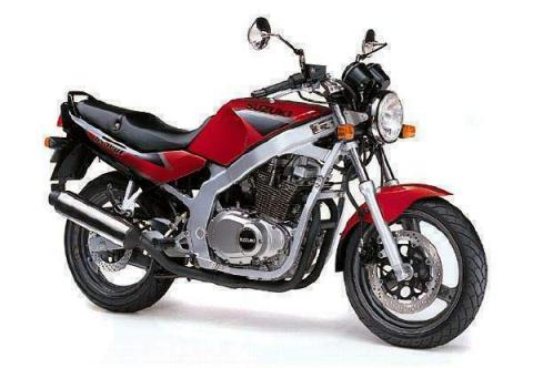 Suzuki GS 500E 00