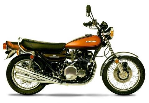 Kawasaki Z900 76