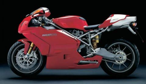 Ducati 999 03 2