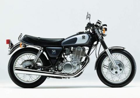 Yamaha SR 400 88